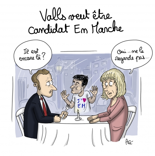Macron,Melenchon,Valls,legislative2017